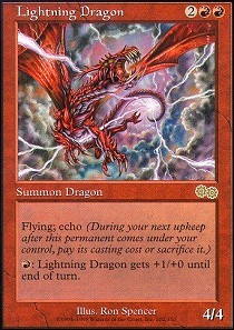 Lightning Dragon