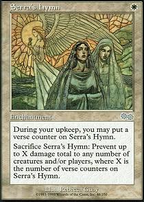 Serras Hymn