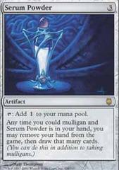 Serum Powder - Darksteel