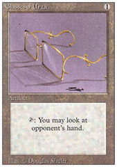 Glasses of Urza on Channel Fireball