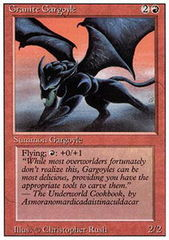Granite Gargoyle on Channel Fireball