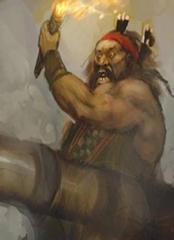 #128 Cannoneer (Mercenary)