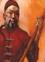 #129 Oarsman (Jade Rebellion)