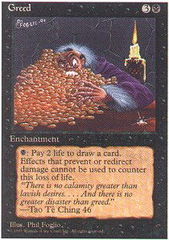 Greed on Channel Fireball