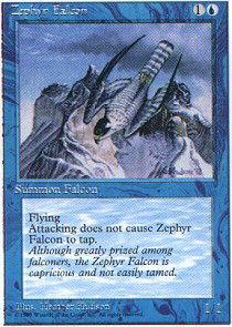 Zephyr Falcon