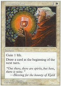 Blessed Wine