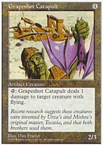 Grapeshot Catapult