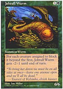 Johtull Wurm