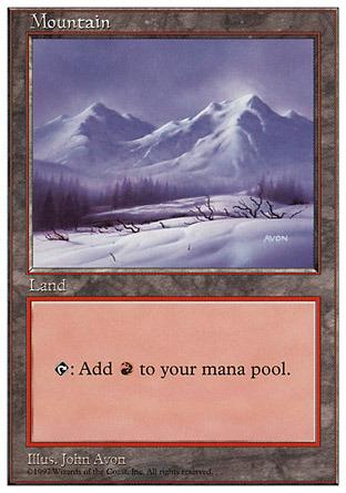Mountain (430) (Winter)