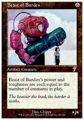 Beast of Burden on Channel Fireball