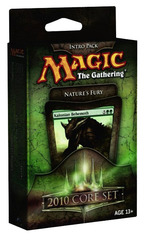 Magic 2010 (M10) Green Intro Pack: Nature's Fury