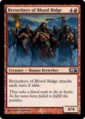 Berserkers of Blood Ridge on Channel Fireball