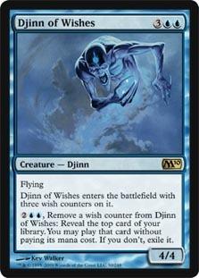 Djinn of Wishes