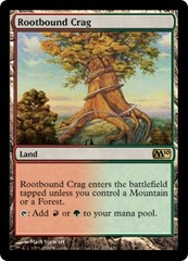 Rootbound Crag on Channel Fireball