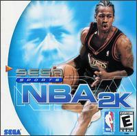 NBA 2K Not For Resale Sega Sports