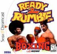 Ready 2 Rumble Boxing Demo
