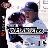 World Series Baseball 2K2 Sega Sports