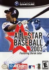 All-Star Baseball 2003 featuring Derek Jeter