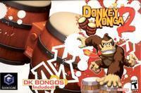 Donkey Konga 2 Bongos Set