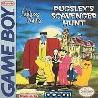 Addams Family, The: Pugsley's Scavenger Hunt