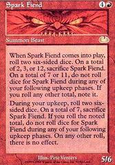 Spark Fiend