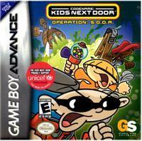 Codename: Kids Next Door: Operation: S.O.D.A.
