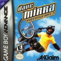 Dave Mirra Freestyle BMX 3