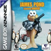 James Pond: Codename - ROBOCOD