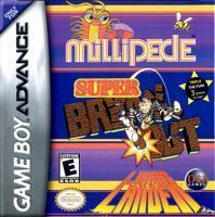 Millipede / Super Breakout / Lunar Ladder