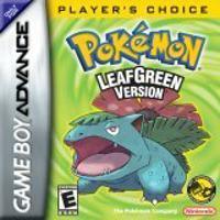 Pokemon: LeafGreen Version Player