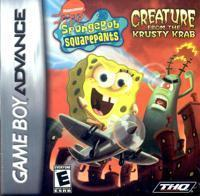 Nickelodeon's SpongeBob SquarePants: Creature from the Krusty Krab