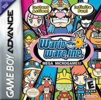 Wario Ware, Inc.: Mega Microgame$!
