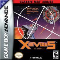 Xevious: The Avenger Classic NES Series