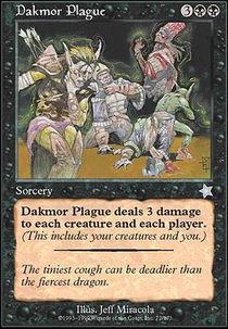 Dakmor Plague