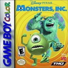 Disney/Pixar Monsters Inc.