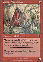 Goblin Mountaineer