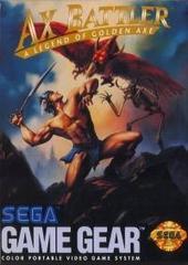 Ax Battler: Legend of Golden Axe