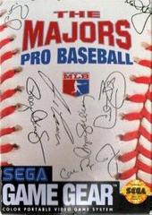 Majors Pro Baseball, The