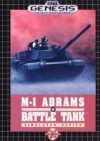 M-1 Abrams Battle Tank