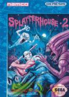Splatterhouse 2  (Sega) - Genesis