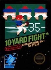 10-Yard Fight (Nintendo) - NES