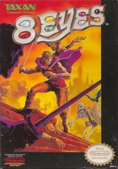 8 Eyes (Nintendo) - NES
