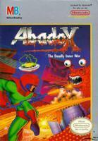 Abadox - The Deadly Inner War (Nintendo) - NES