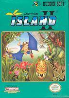 Adventure Island II (Nintendo) - NES