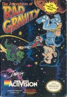 Adventures of Rad Gravity (Nintendo) - NES