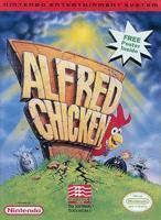 Alfred Chicken (Nintendo) - NES