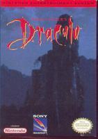 Bram Stoker's Dracula (Nintendo) - NES