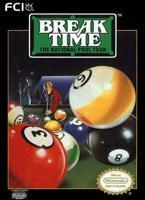 Break Time - The National Pool Tour (Nintendo) - NES