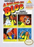 A Boy and His Blob (Nintendo) - NES