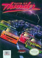 Days of Thunder (Nintendo) - NES